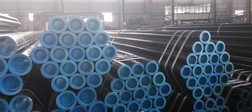 Newly produced DIN17175 13CrMo44 seamless steel pipe in China
